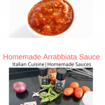 Arrabbiata Sauce for delicious pasta