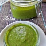 Pesto or pistou sauce