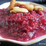 Beetroot Halwa, Indian Dessert