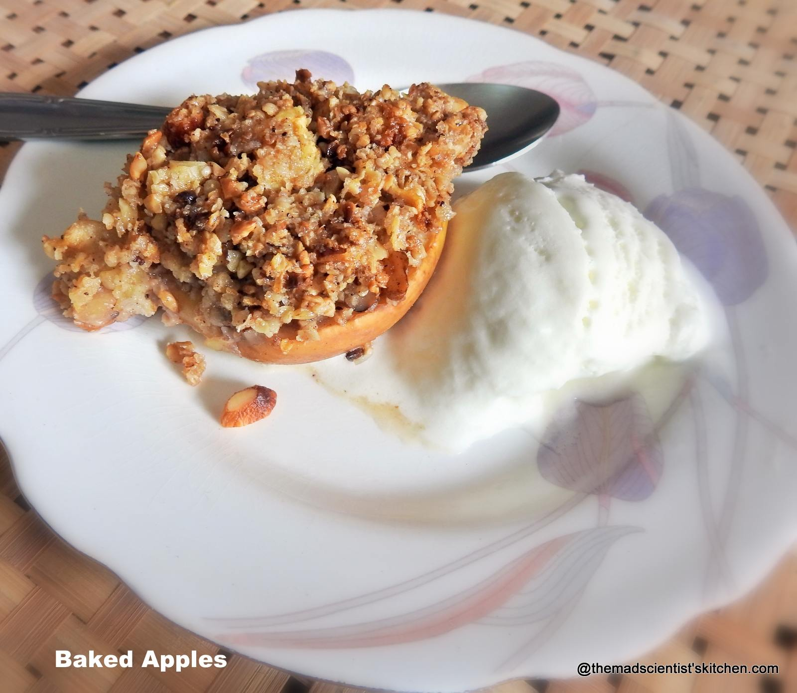 Easy Baked Apples