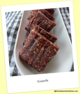 healthy energy bars,