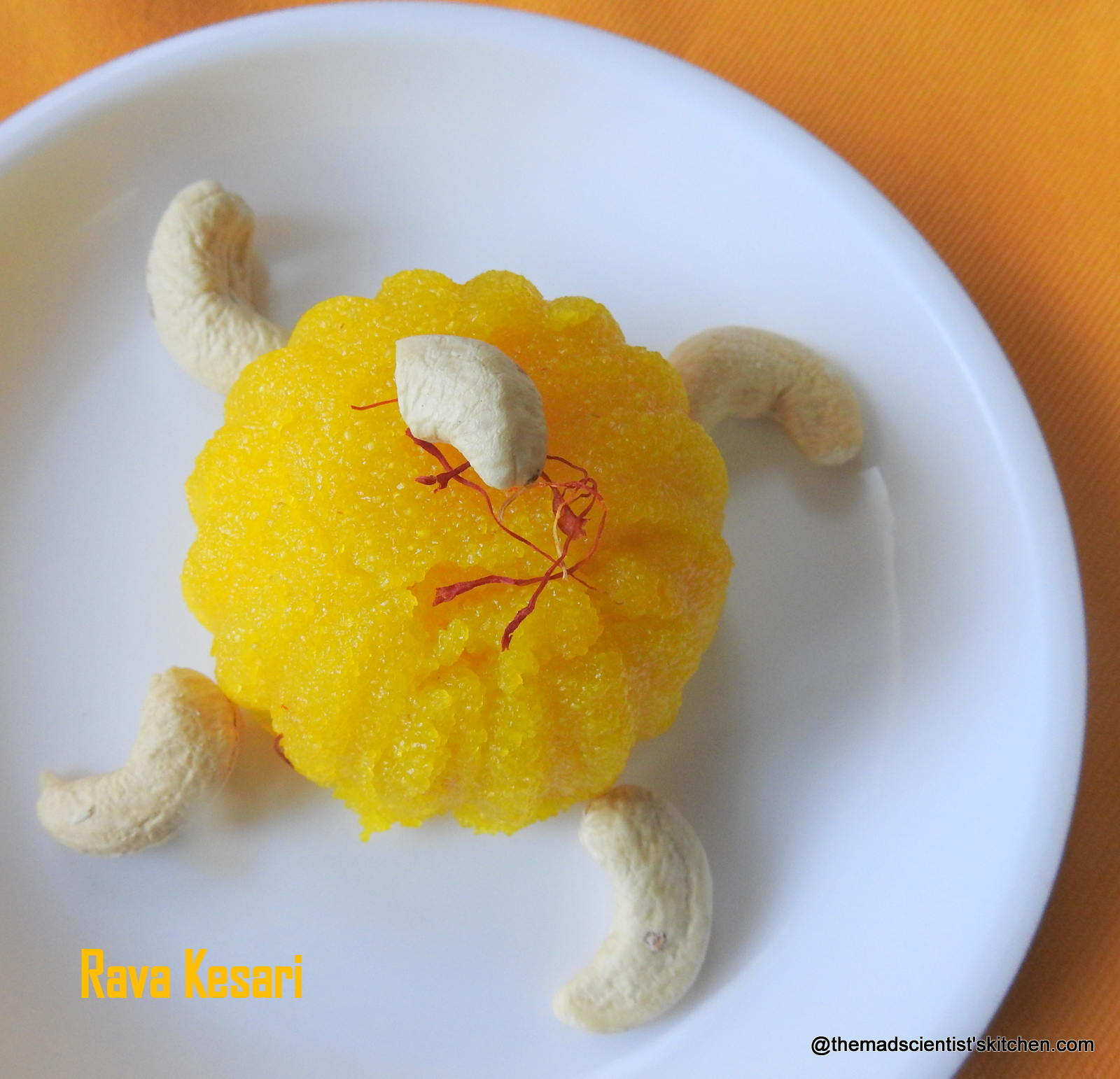 Celebrate Vasant Panchmi with Rava Kesari or Shira