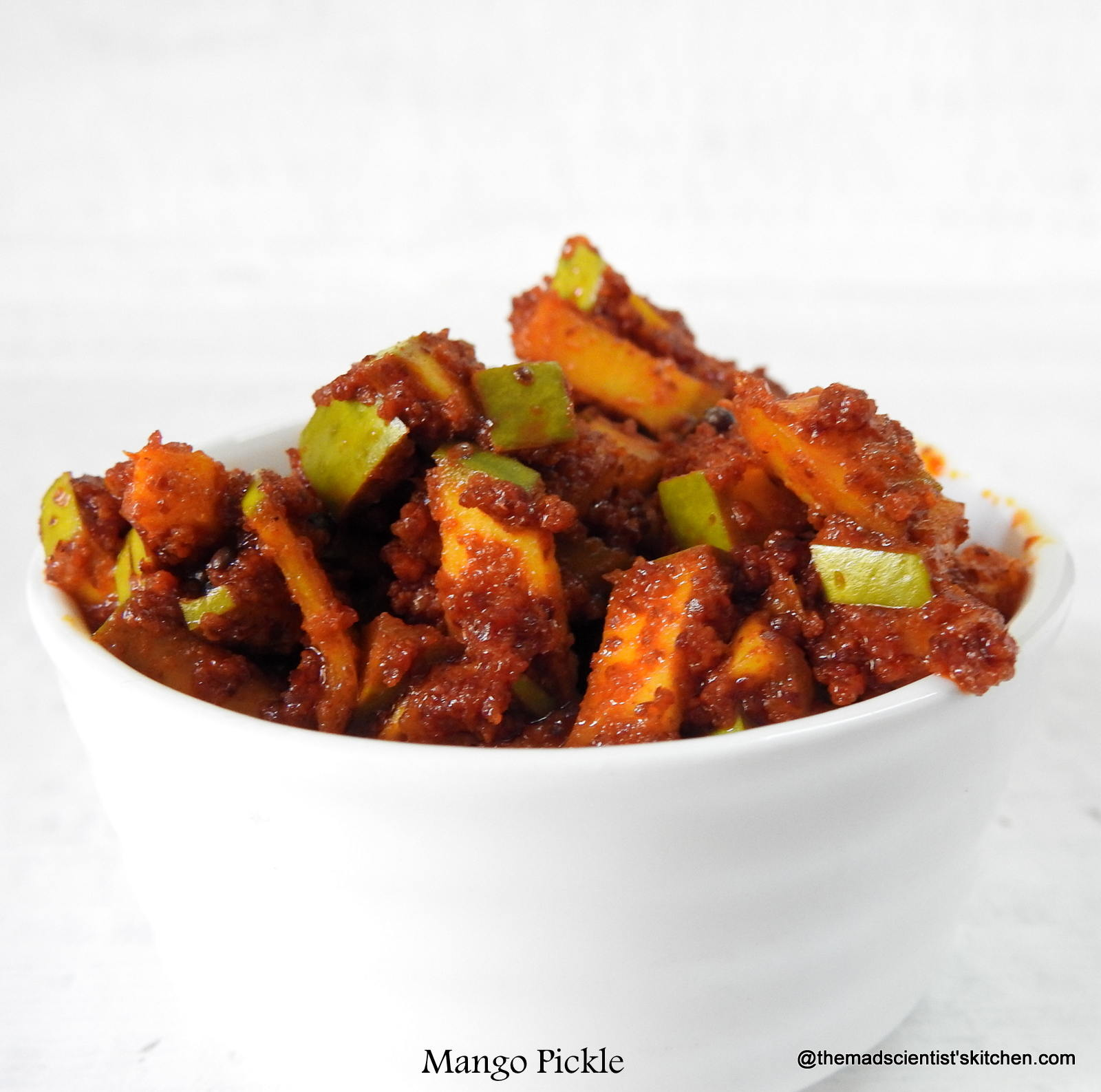 Indian Pickles, Achar the Mouth-Watering  Condiment