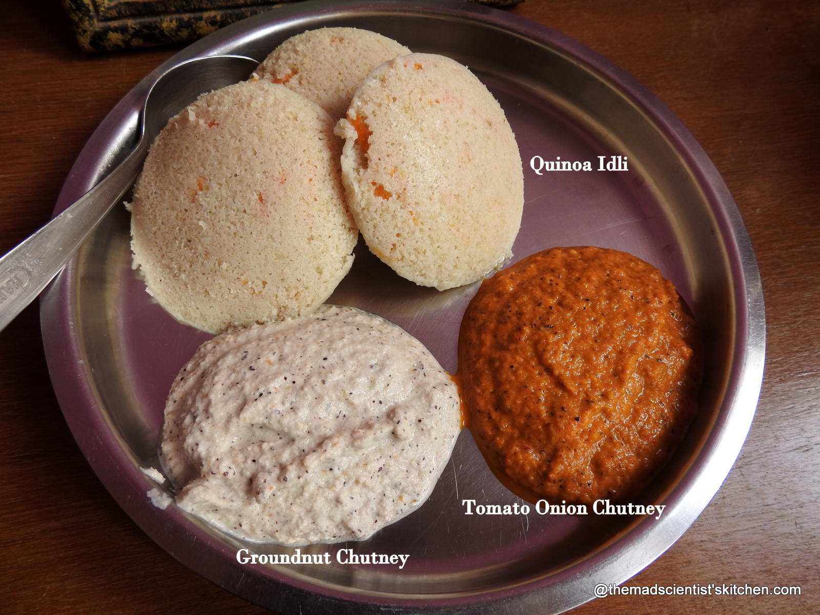 Idli, Healthy Breakfast, Fermented Food,Quinoa Idli