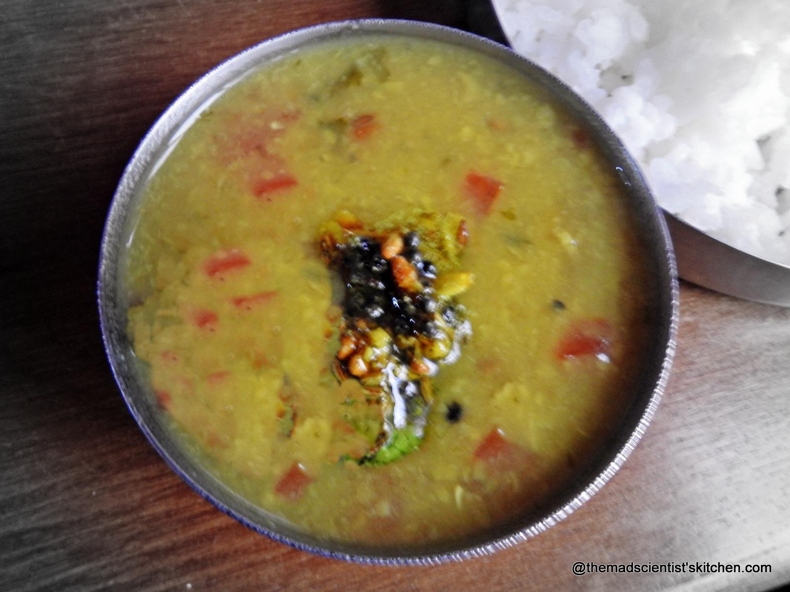 Lasooni Dal Recipe, Garlicky Dal Recipe