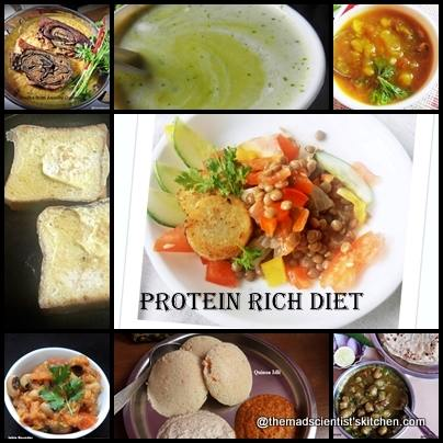 Come September and Join me for #26 Protein Rich Foods