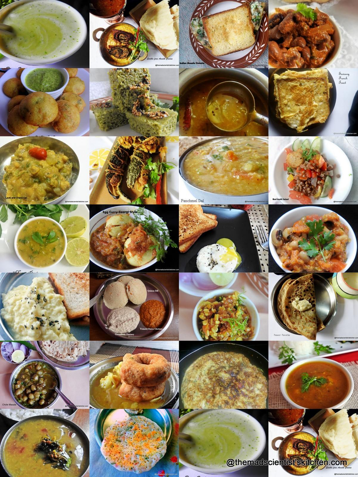 #26 Protein Rich Dishes a Roundup