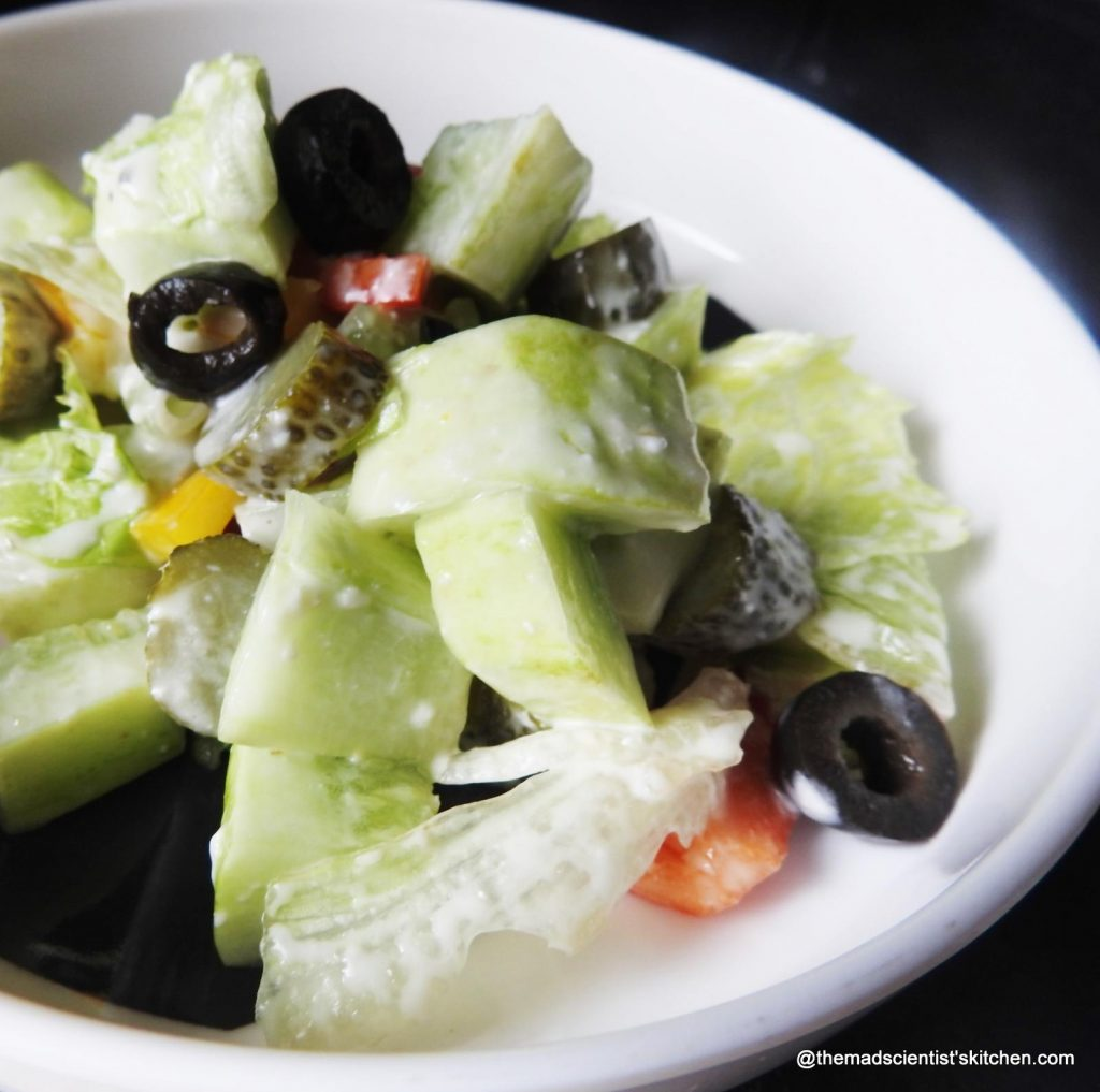 Ranch Dressing, American Cuisine,Healthy Salad Dressing