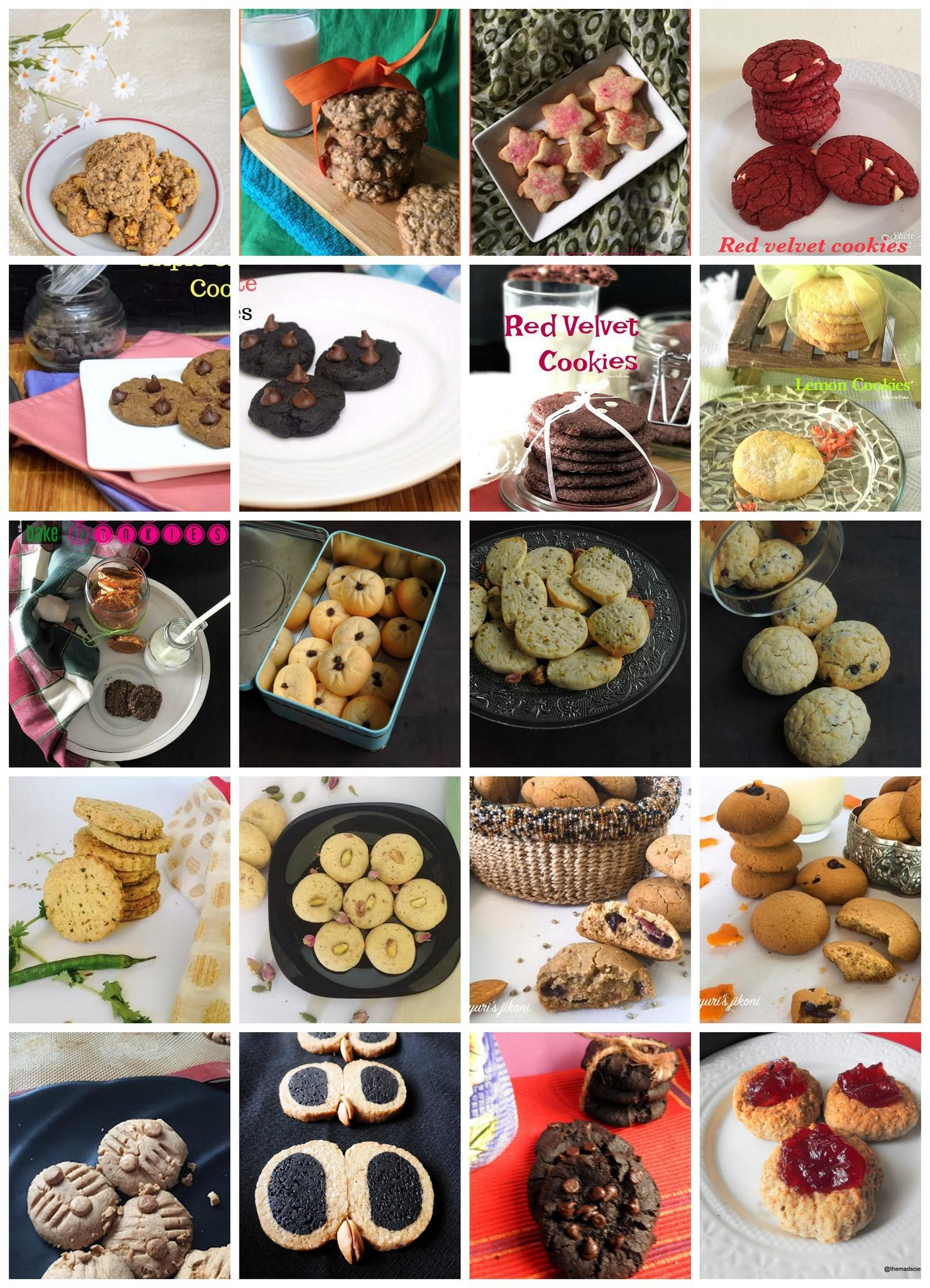 Cookies, Cookies and more Cookies~ A Roundup of Cookies