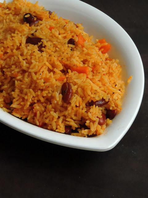 Vegan Dirty Rice, Vegetarian Dirty Rice