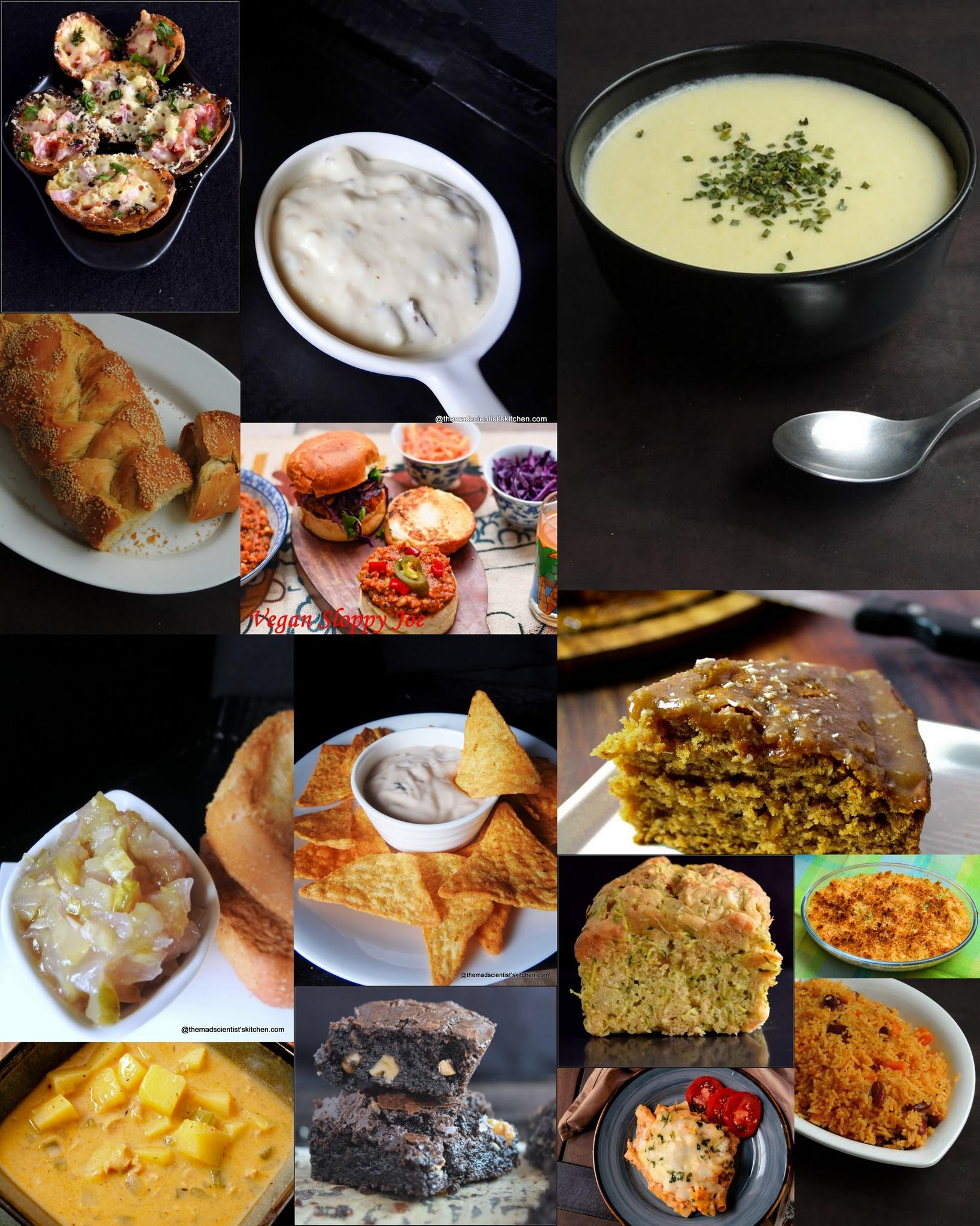 Cuisine of USA a Round-Up