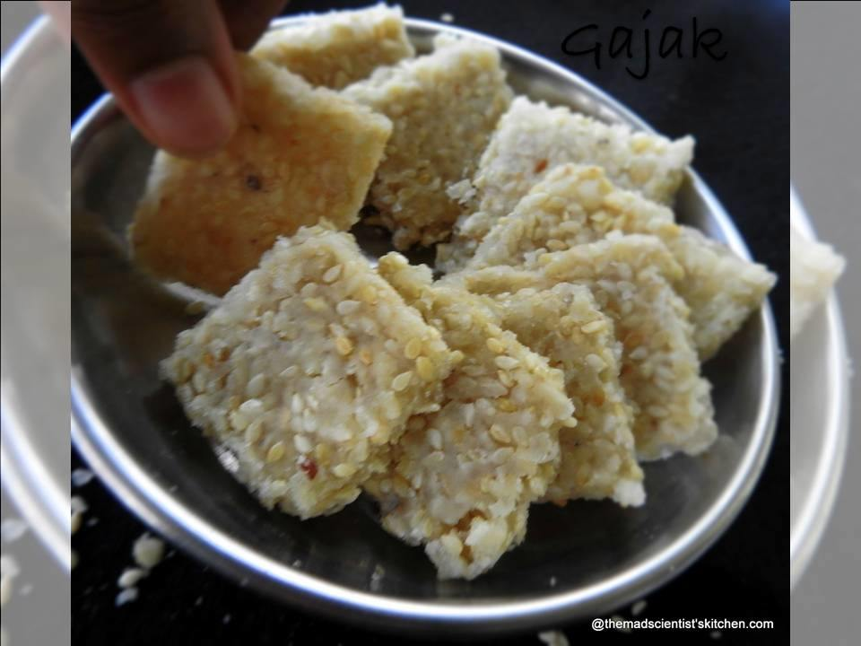 Winter Special,Makar Sankranti Special, Sesame Seed Brittle