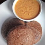 Idli with Nachani, Nachane, Finger Millet, Ragi