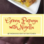 Green Papaya with Nigella Scent