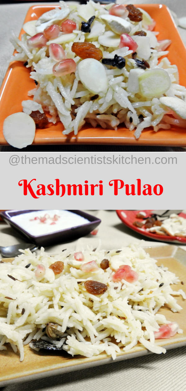 Pulao, Rice dishes, One pot dish