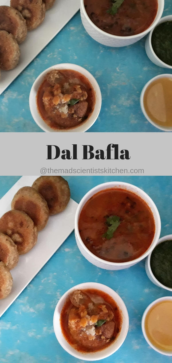 How To Make Dal Bafla – Daal Bafla recipe