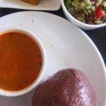 Ragi Mudde a traditional dish