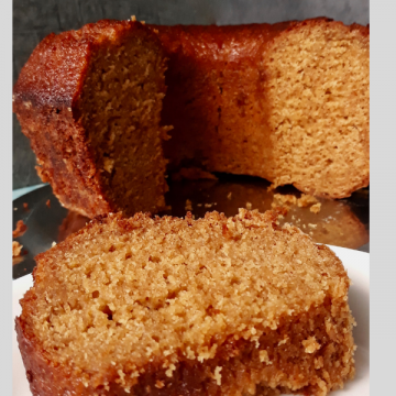 Honey Cake made for Jewish New Year, Rosh Hashanah