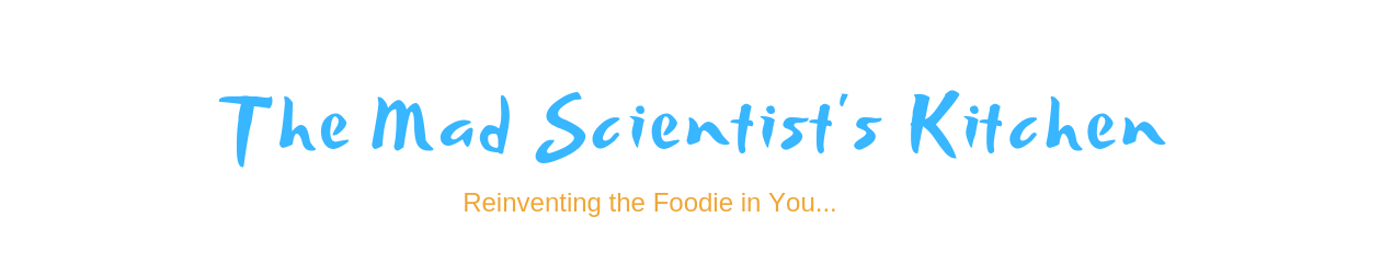 The Mad Scientists Kitchen logo