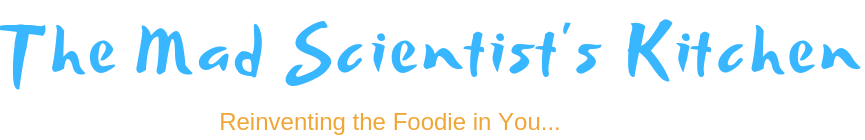 The Mad Scientist's Kitchen logo