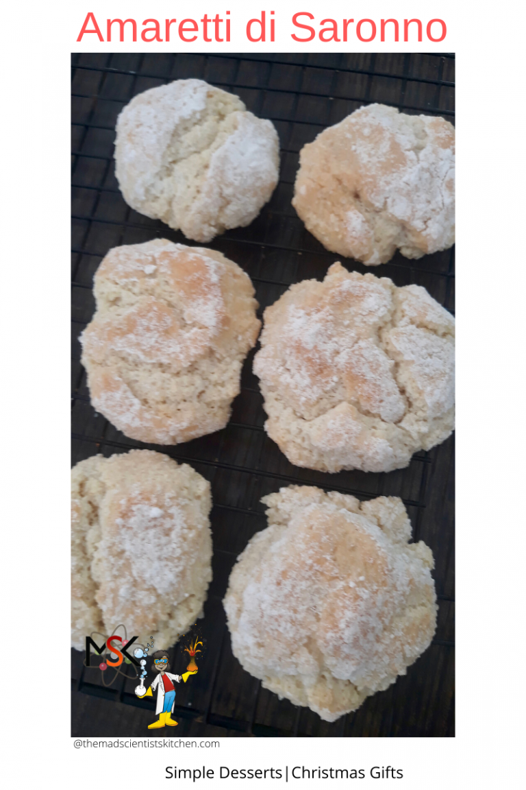 Italian Almond Cookie Recipe