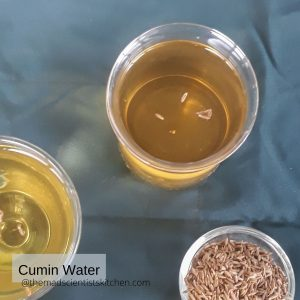 Cumin Water for Tummy Upsets