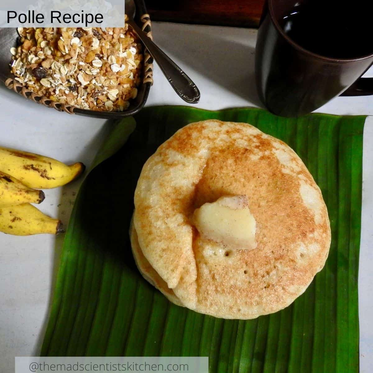 Goan Methi Che Polle Recipe