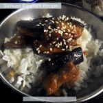 Chinese Yu Xiang Eggplant Recipe a serving