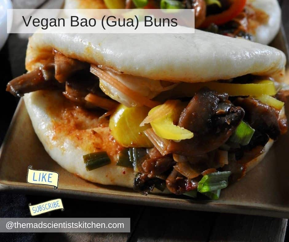 Serving of Gua Buns