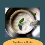 Panchamrut, an offering to the Gods