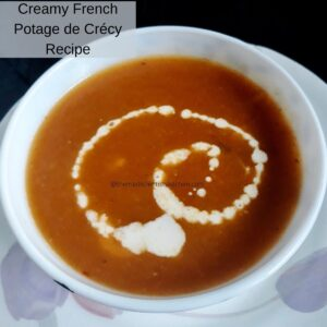 Comfort Food a soup for Winter