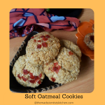 easy and delicious oatmeal cookies